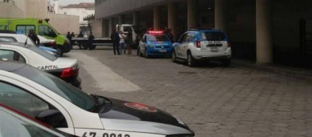 Hospital do Rio de Janeiro é alvo de atentado