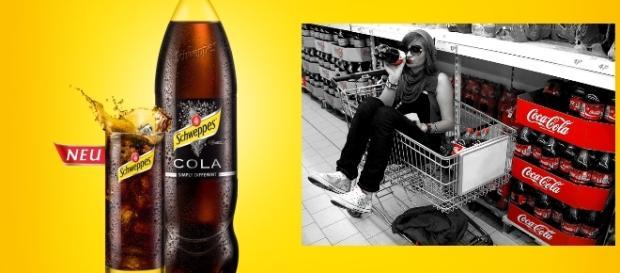 Was schmeckt besser: Schweppes oder Coca Cola?