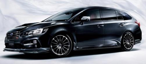 Ecco la Subaru Levorg STI Sport, disponibile solo per il Giappone