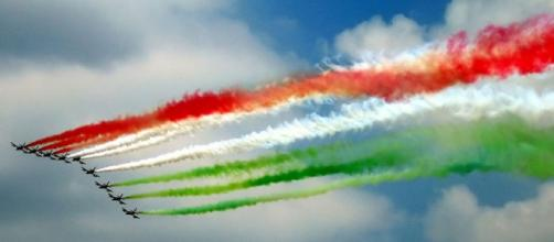 Festa della Repubblica, le frecce tricolore