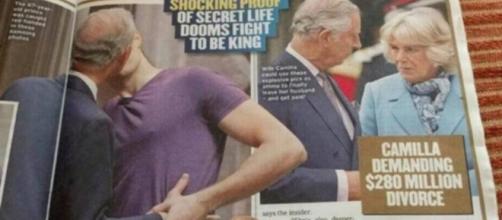 Foto tenta provar que príncipe Charles é gay