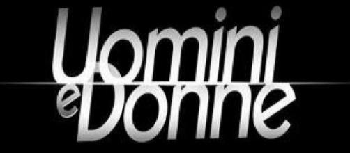 Il logo della trasmissione Uomini e donne