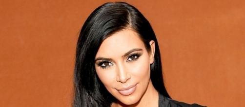 Kim Kardashian, misteriosa en las redes