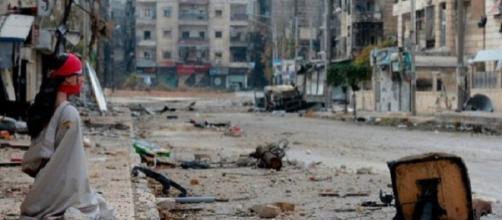 La crisis alimentaria en Siria
