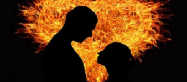 A woman school teacher in Pakistan burnt alive on refusal of marriage courtesy pixabay.com
