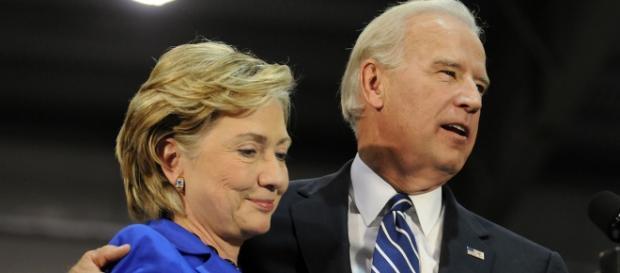 Joe Biden pode substituir Hillary Clinton