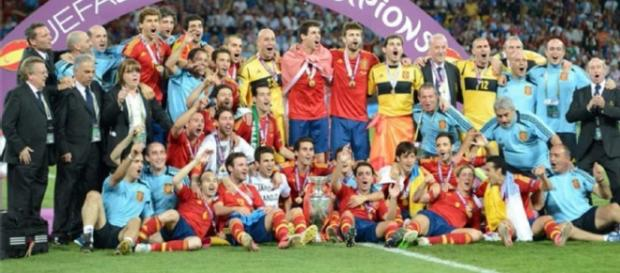La Selección Española llegaría a la final de la Euro 2016, según las matemáticas