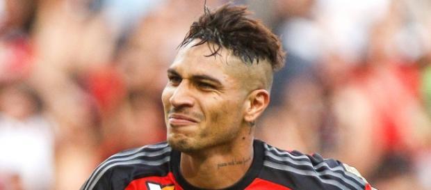 Paolo Guerrero não faz parte das pretensões do Tigres