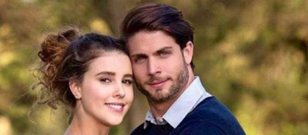 Paulina Goto assume namoro com Horacio Pancheri