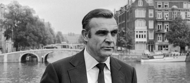 Sean Connery, le célebre James Bond