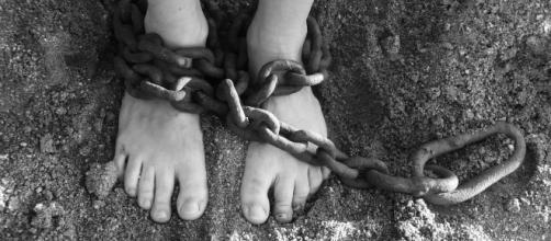 Anonymous, 'Chains', photograph