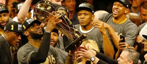 Cleveland Cavaliers de LeBron James se consagró campeón de la NBA por primera vez en su historia