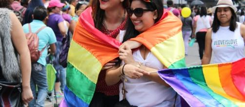 Comunidad LGBT. Foto Jessica López