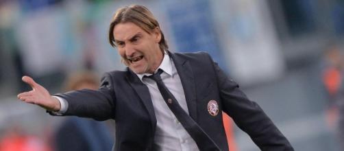 Davide Nicola, ex tecnico di Livorno e Bari.