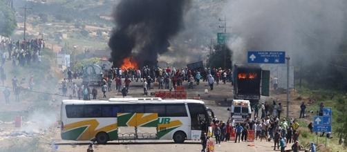 Enfrentamiento en Oaxaca, deja 6 muertos
