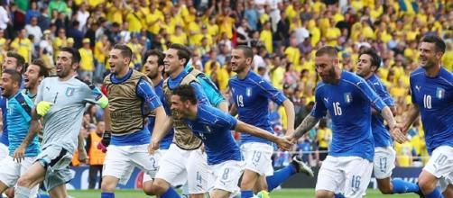 La data degli ottavi di finale per l'Italia
