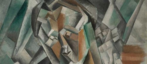 La obra de arte 'Mujer sentada' firmada por Picasso rompe rércords