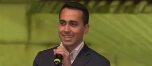 Luigi Di Maio, M5C e vicepresidente della Camera.
