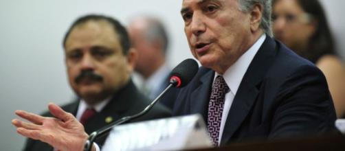 Michel Temer, presidente interino