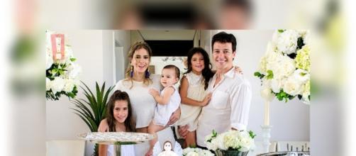 Mulher quer que Rodrigo Faro reconheça filha fora do casamento