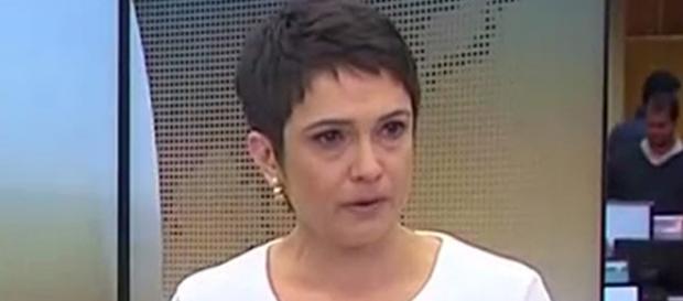 Apresentadora do 'Jornal Hoje' confessou assédio (TV Globo/Reprodução)