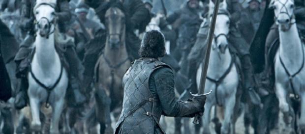 Batalha dos Bastardos. Imagem: HBO.
