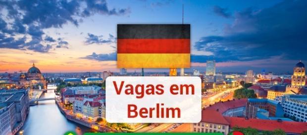 Berlim tem milhares de vagas abertas e tem oportunidades para fluentes em português - Foto: Reprodução Smartcamp2015