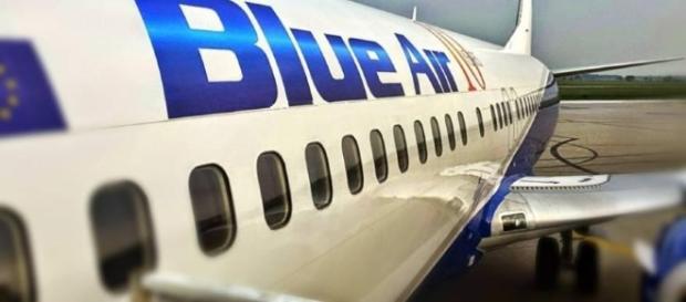 Blue Air introduce o nouă rută între Marea Britanie şi România