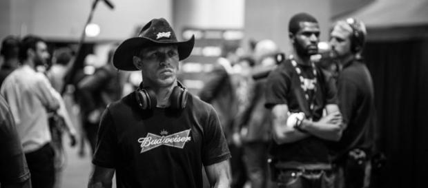 """Donald """"Cowboy"""" Cerrone está insatisfeito com seu cachê no UFC. Foto: Facebook."""