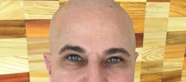 Edson Celulari anuncia tratamento de linfoma