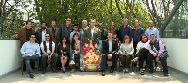 El elenco de actores de doblaje, que dara vida a Dragon Ball Súper en Latinoamérica