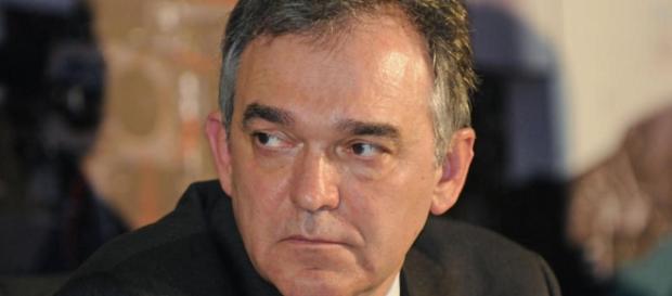 Enrico Rossi, 'governatore' della Toscana.