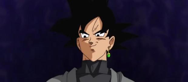 Goku Black llega al presente de Dragon Ball Super