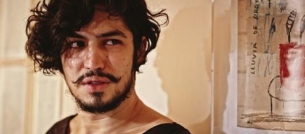 Miguel decide ir morar com Santo (Divulgação/Globo)
