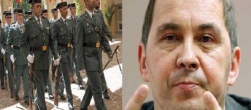Arnaldo Otegui vuelve a quedar en evidencia