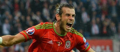 Bale trascinatore del Galles con tre gol fatti in tre partite.