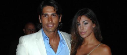 Belen Rodriguez ad Ibiza: spunta Marco Borriello