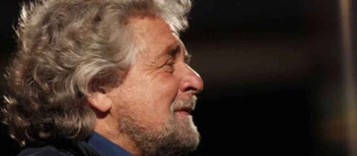 Beppe Grillo, co-fondatore del Movimento Cinque Stelle