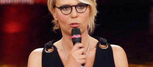 La conduttrice Maria De Filippi