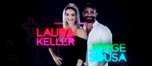 Laura Keller do Power Couple já teve vídeo íntimo vazado (Reprodução/Record)