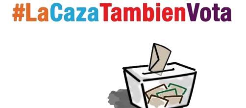 Noticiario, con el #LaCazaTambienVota