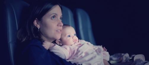 Sessões especiais para mamães de recém-nascidos