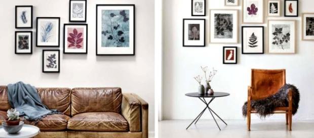 Decorar con cuadros o el arte de la composición | Tendencias