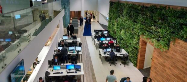 Instalações da Philips em Blumenau - SC
