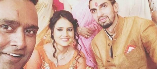 Ishant Sharma Gets Engaged to Pratima on June 19 (Twitter)