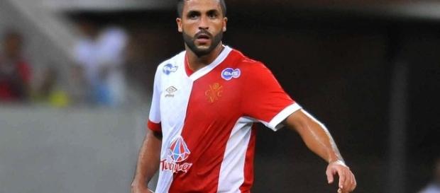 Ronaldo Alves, ex-Náutico agora Sport