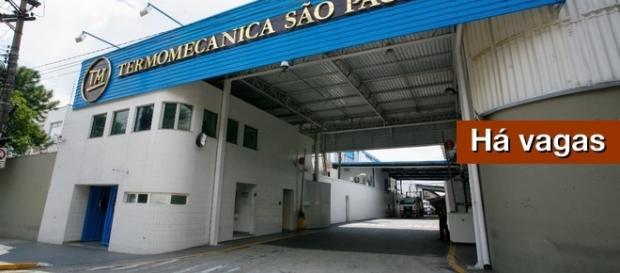Sede da Termomecanica em São Bernardo
