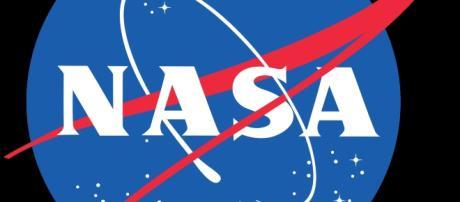 NASA logo courtesy of Wikimedia.