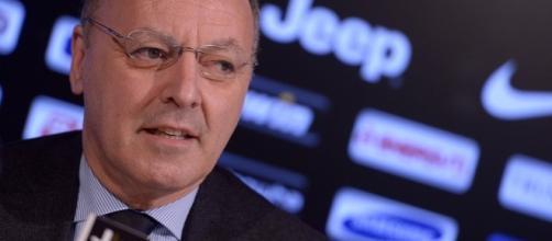 Beppe Marotta, direttore sportivo della Juventus.