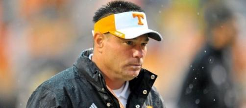 Butch Jones leads the Tennessee Volunteers, is 2016 the year?